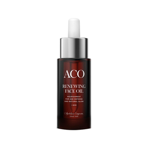 Full Ingredients List Renewing Face Oil Aco Skincarisma