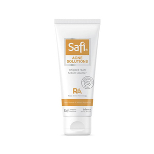 Acne Solution Whipped Cleanser Safi Skincarisma