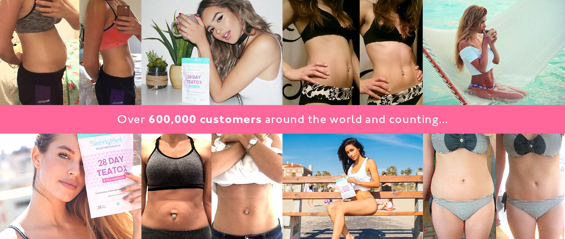 Is SkinnyMint working? SkinnyMint teatox reviews by real customers