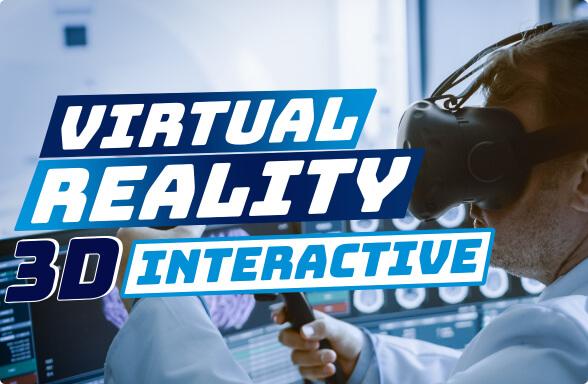 Virtual Reality Training - 3D Interactive