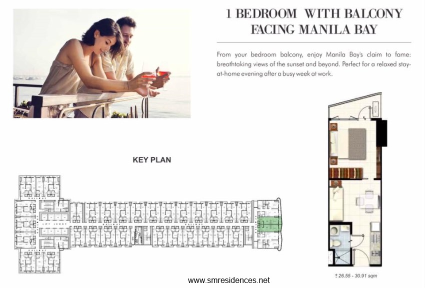 Coast Residences Floor Plan