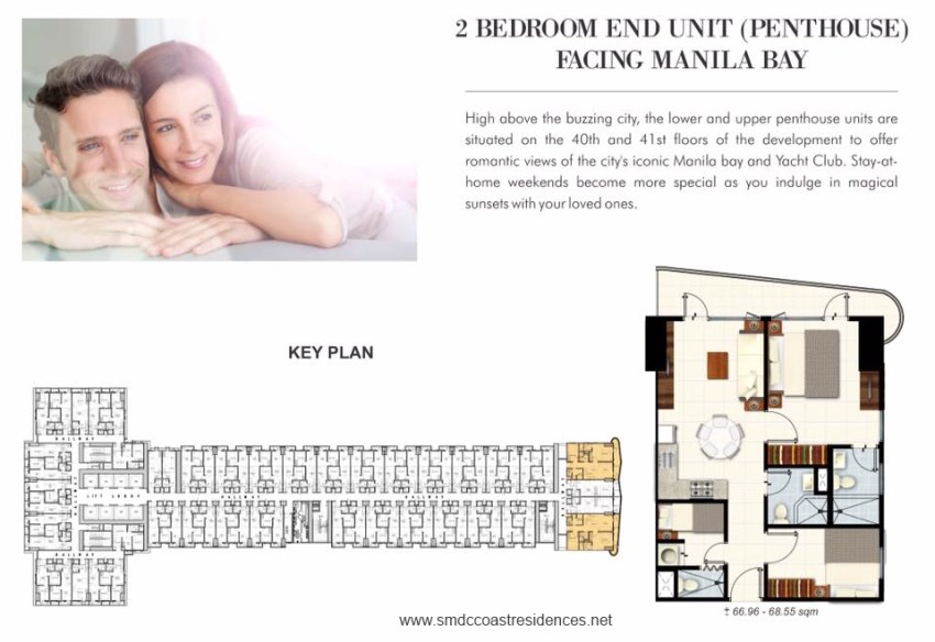 Coast Residences Floor Plan