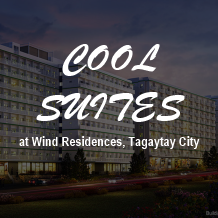 Cool Suites at Wind Residences