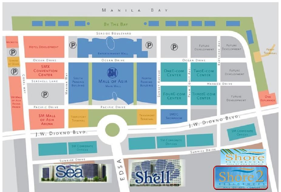 SMDC Shore 2 Residences