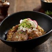 Shogayaki Pork (Donburi)