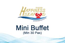 Mini Buffet Menu