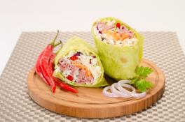 Create Your Own Wraps