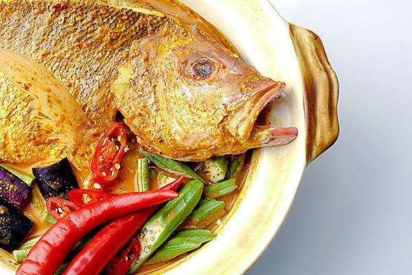 SIGNATURE FISH HEAD