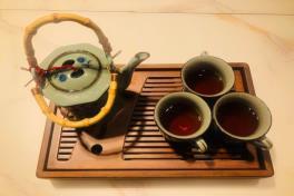 Chinese Tea Selections (Pot) 中国茶