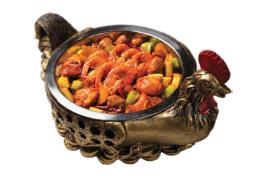 Spicy Flame Chicken 伊尊火焰川香鸡