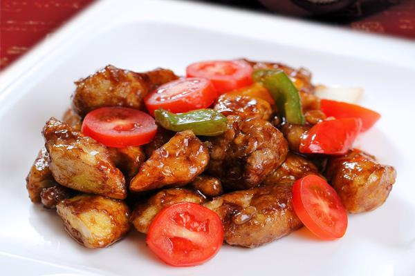 CANTONESE CUISINE 精美粤菜