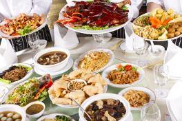 CHINESE SET MENU 套餐
