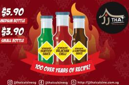 Homemade JJ Recipe Sauce