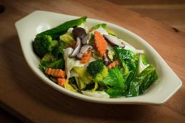 VG043 Stir Fried Mixed Vegetables ผัดผักรวม