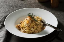 Garlicpeno Pasta (very spicy)