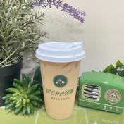 Lychee Fresh Milk Tea 荔枝牛乳茶