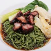 Spinach Noodle                                                       菠菜面