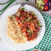 Kebab Rice Combo