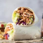 Kebab Roll Combo