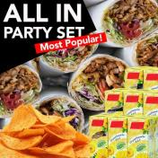 ALL IN PARTY SET!  (Save $40)