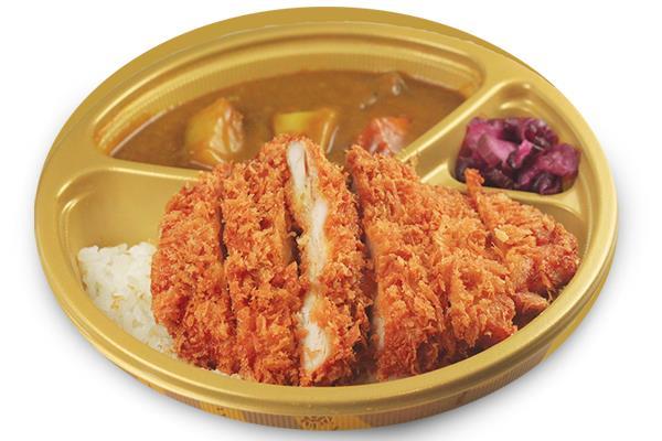 Chicken/ Pork Katsu Curry チキンカツカレーライス/カツカレーライス