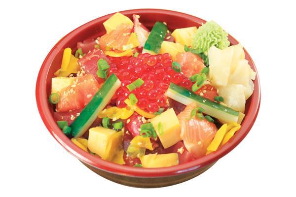 Signature Kaisendon 海鮮丼