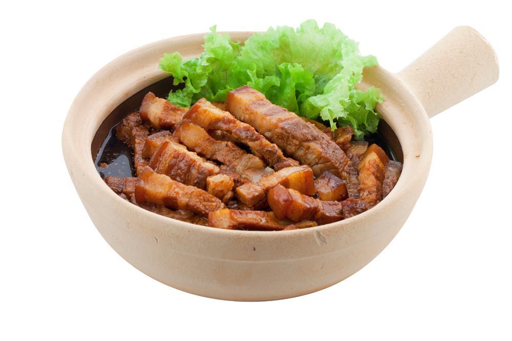 Claypot Braised Meat / 砂煲滷肉