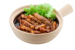 Claypot Braised Meat / 砂煲滷肉