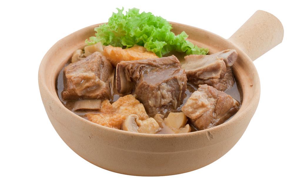 Claypot Bak Kut Teh (Original)  / 砂煲肉骨茶