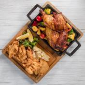 Duo of Chicken