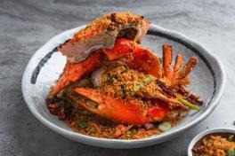螃蟹 CRAB DINE-IN