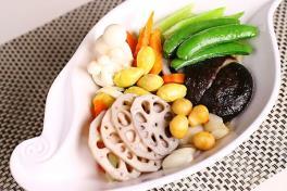 Stir-Fried Assorted Vegetables