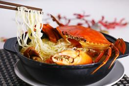 Claypot Crab Thick Bee Hoon Soup 900g