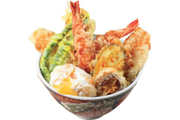 Tendon 天ぷら天丼