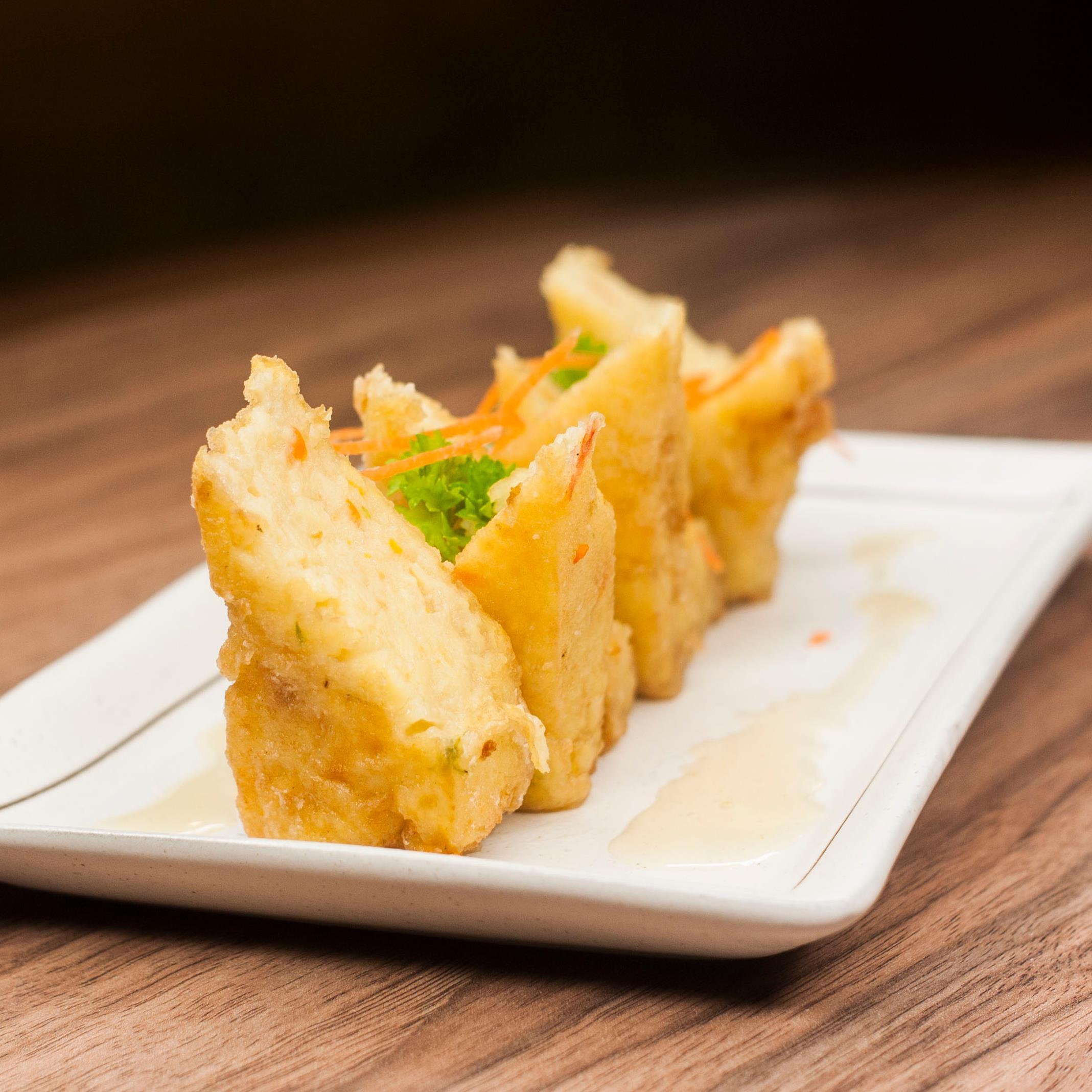 豆腐 - BEANCURD