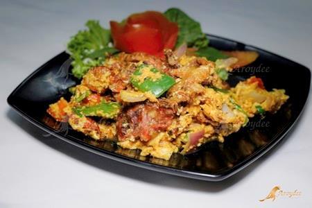 Seafood (Crab)