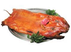 Charcoal Roast Pig 五香全猪