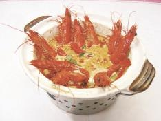 Indonesian Style Prawn (Spicy) 印尼虾