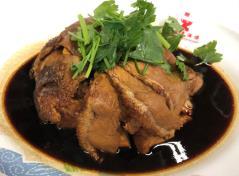 Teochew Style Sliced Goose 潮州卤鹅