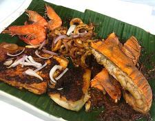 BBQ Seafood 烧烤海鲜