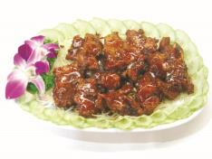 Coffee Pork Ribs 咖啡排骨
