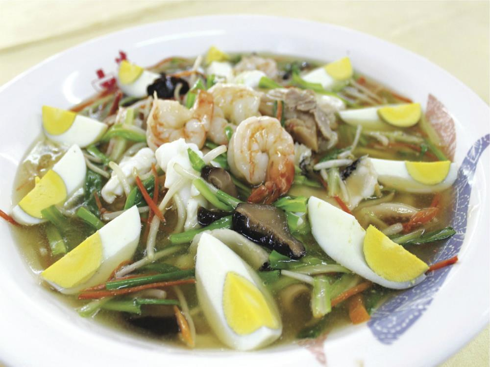 Noodle Specialty 特别炒面