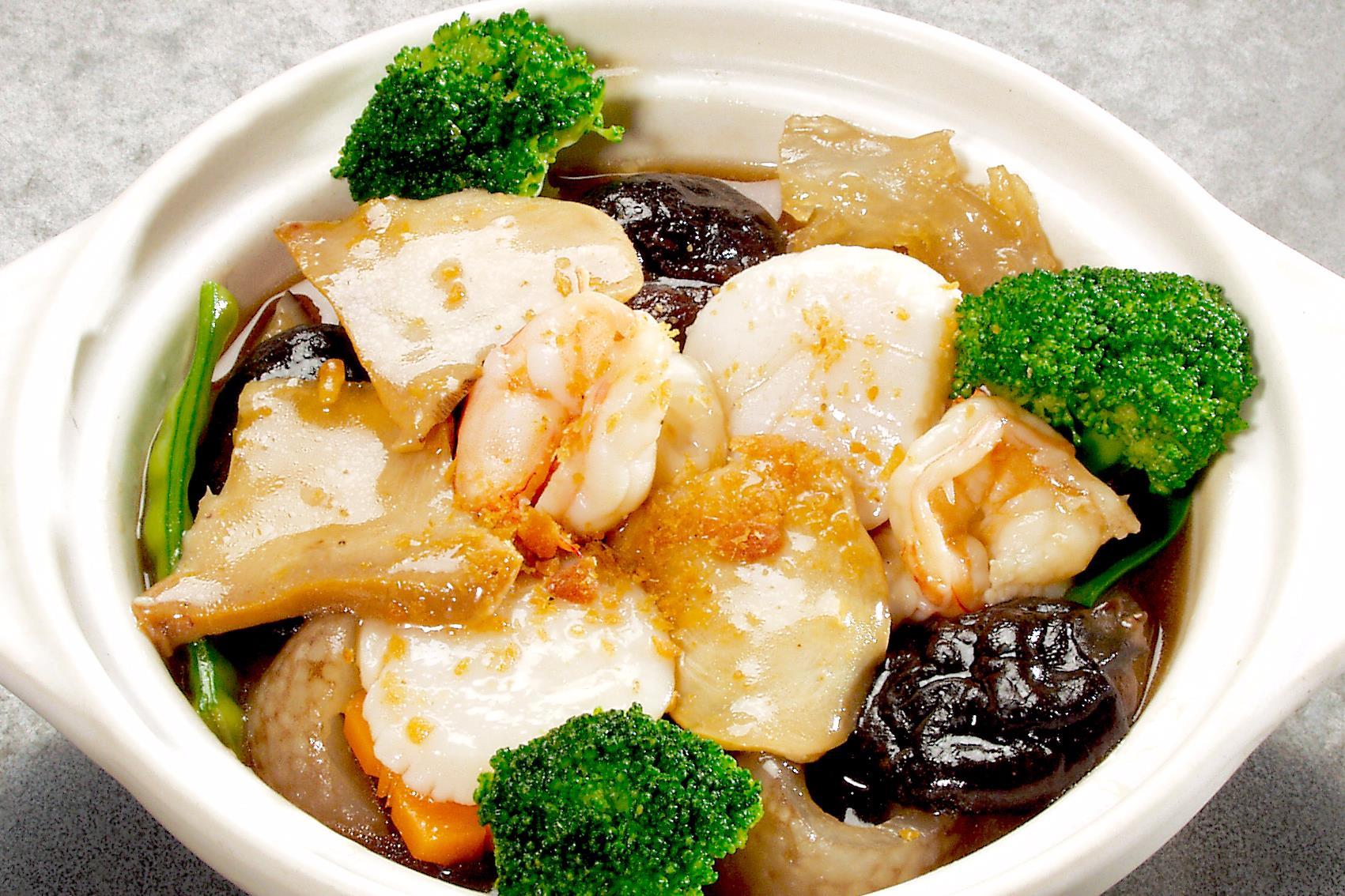 Seafood 海鲜