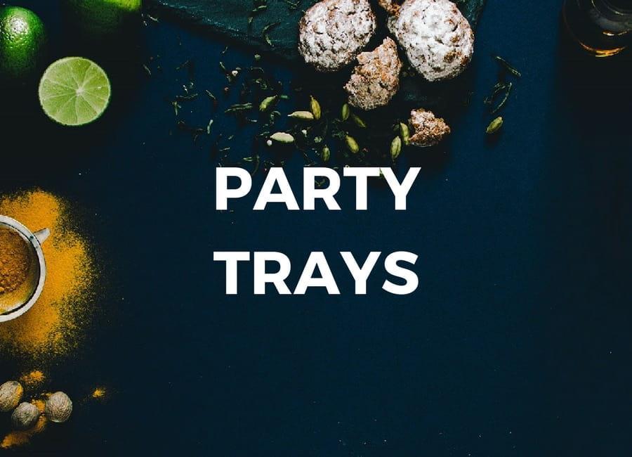 Happy Party Trays