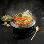 Kimchi Seafood Hot Pot
