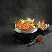 Seafood Spicy Soon Dubu Hot Pot
