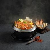 Seafood Spicy Soon Dubu Hot Pot