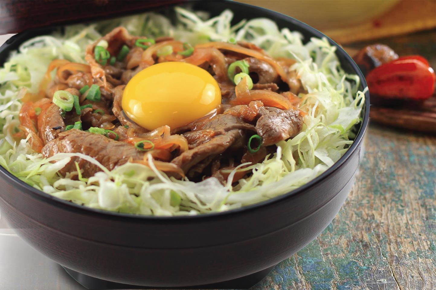 DONBURI 丼