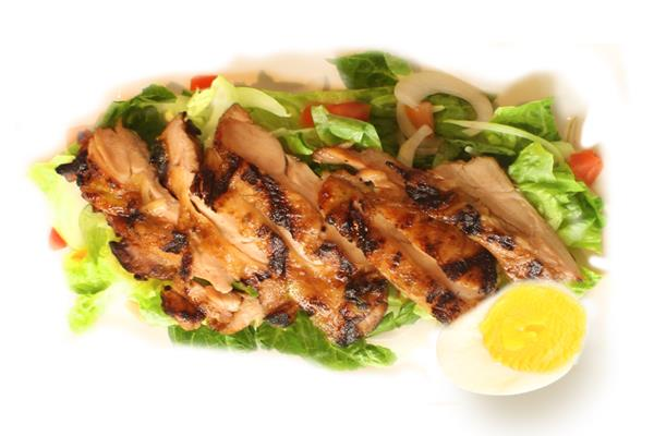0120 Grilled Chicken Salad