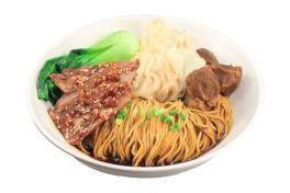 🌶️ SN 01 聚豪三宝招牌面 Triple Treasure Signature noodle トリプル秘宝麺
